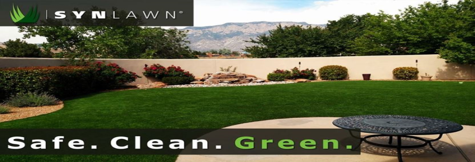 SYNlawn of New Mexico in Albuquerque, NM banner
