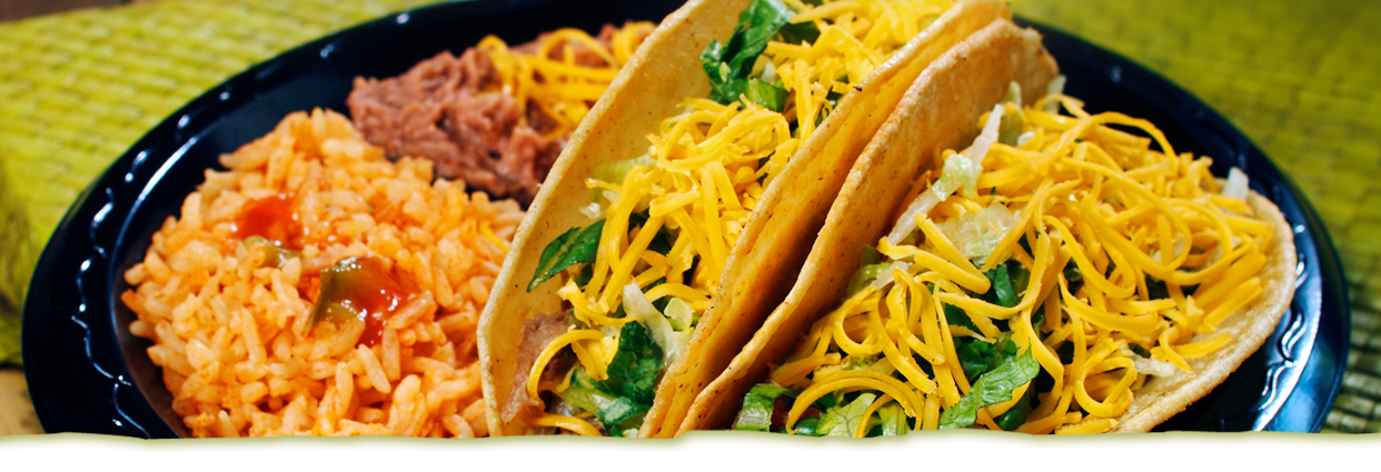 All your Mexican Favorites!