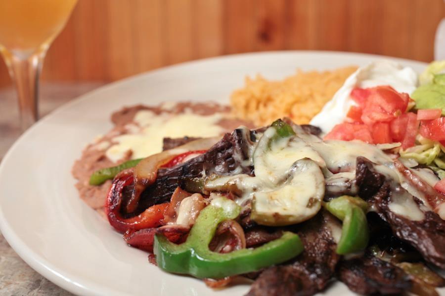 Plank Steak Dish