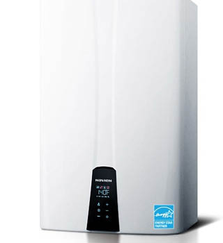 Tankless water heaters installation and maintenance