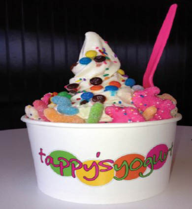 Tappy's Yogurt , Lewisville TX
