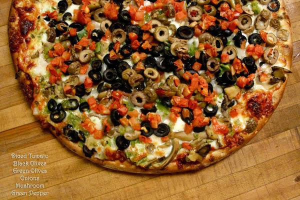 Taranto's Pizza family recipe
