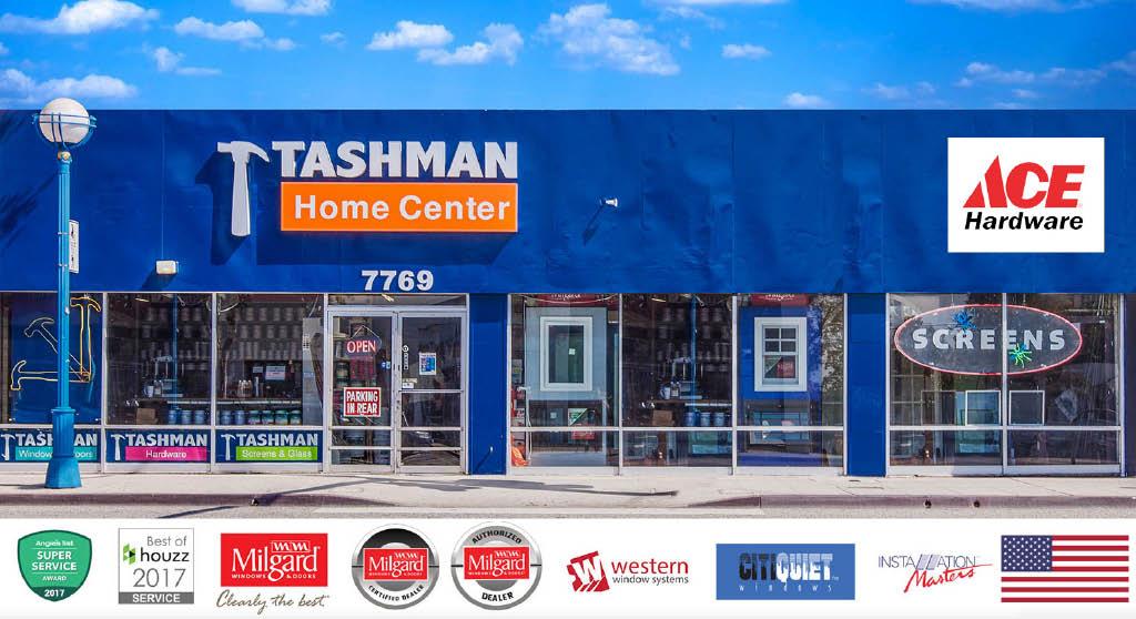 Tashman Home Center Ace Hardware
