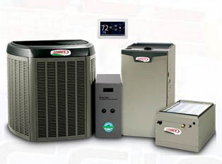 Tassio Temperature Control installs Lennox whole house heat & air systems