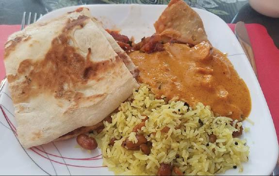 Taste of India Wisconsin