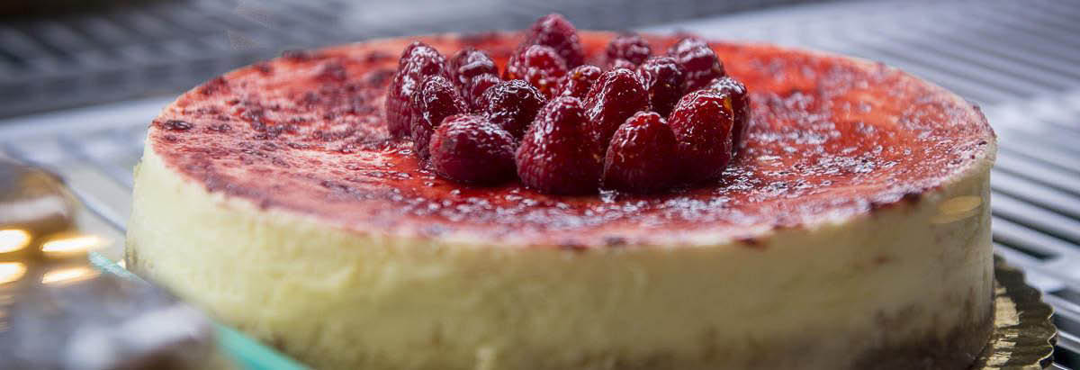 Tasty Cheesecakes banner