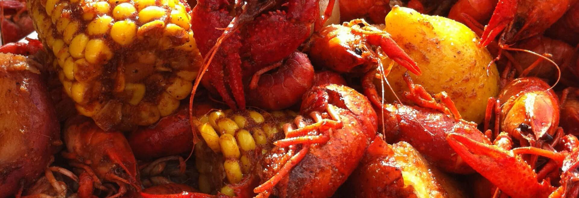 Tasty Crab House banner Austell, GA