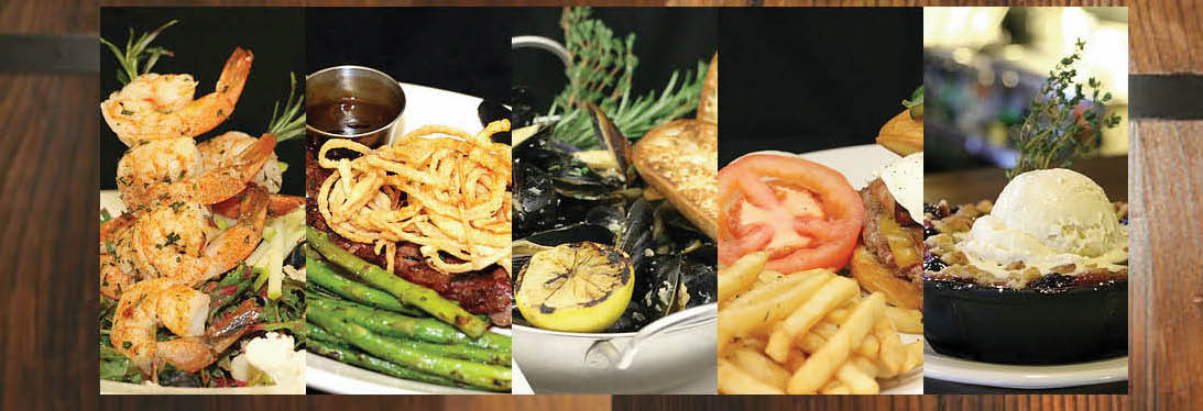 Dinner Menu Images