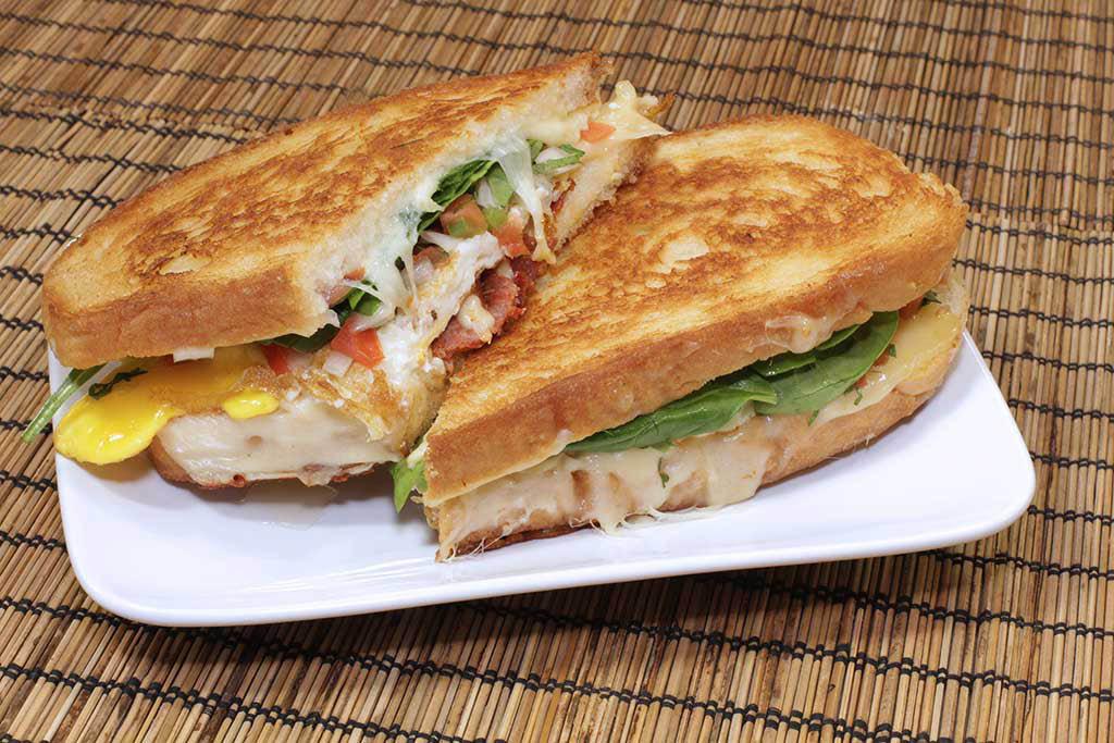 Food trucks and sandwich shops