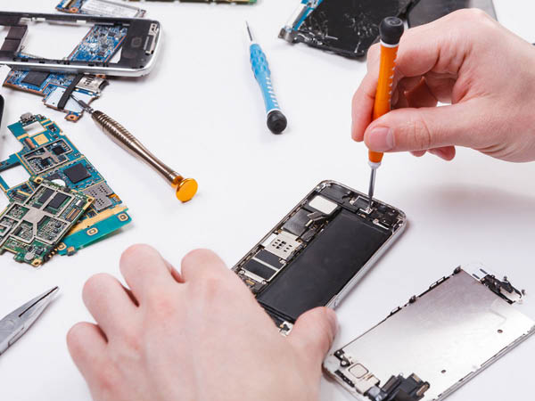 TCR Computer Systems phone repair