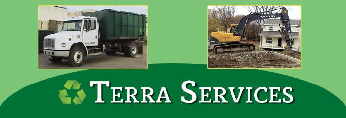 Terra Services banner Bethel, CT