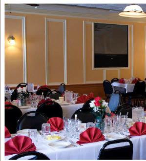 Tessara Banquet Room