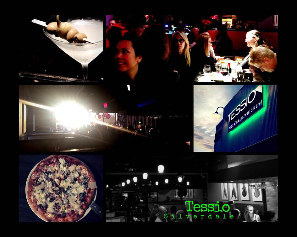 Pizza, cocktails, music, beer, whiskey - Tessio Restaurant in Silverdale, WA has it all