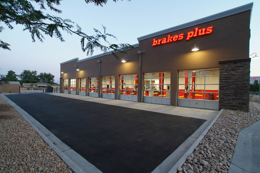 Brakes Plus state of the art facility in Texas