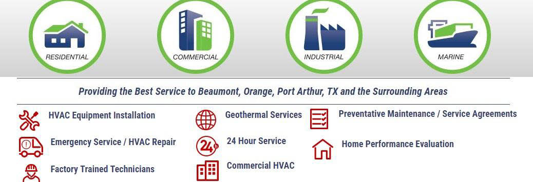 HVAC repairs ac repairs commercial services residential services
