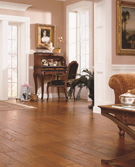 Totally Floored wood floors add value to your home