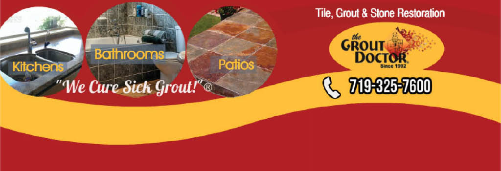 The Grout Doctor of Colorado Springs banner