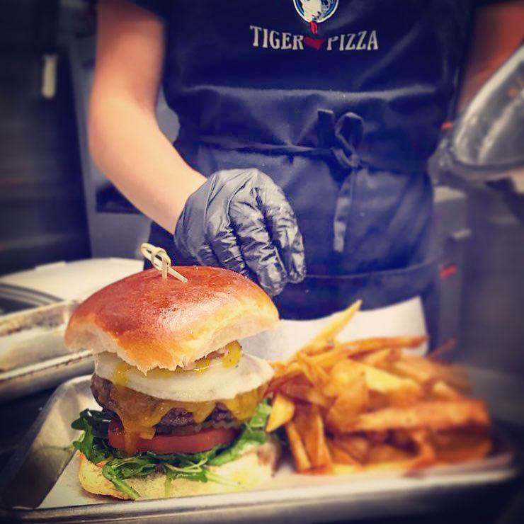 monster burger tiger loves pizza sanford FL