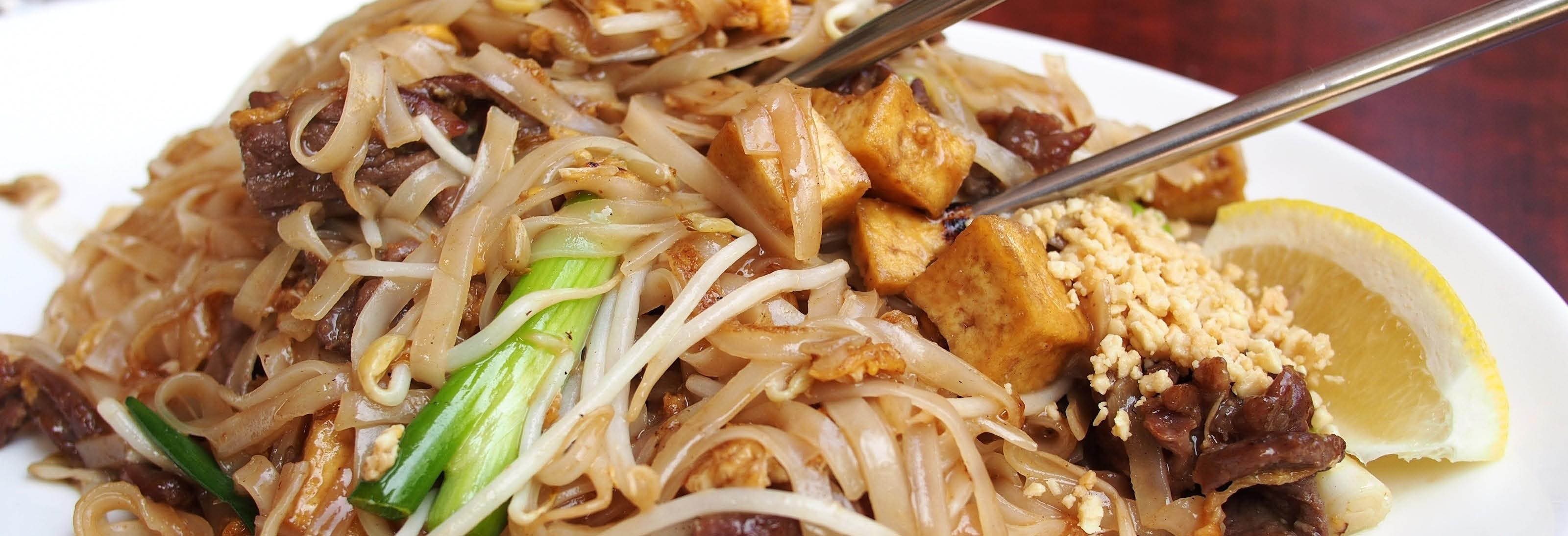 Thai House Authentic Thai Food Restaurant in Houston, TX banner