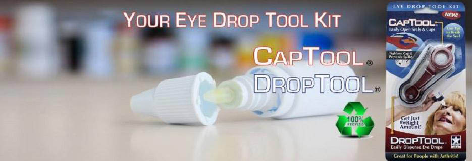 easy open bottles eye drop bottle easy to open with CapTool