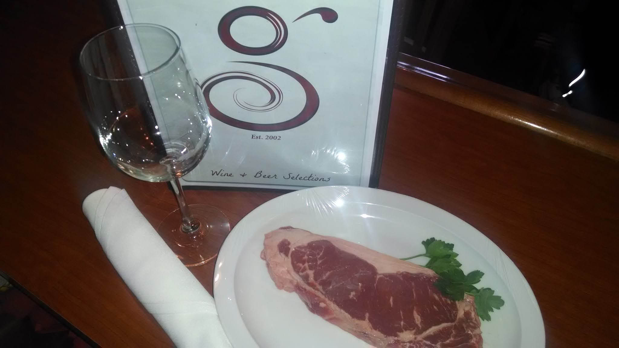 The Glen Cafe Grill serves Steak and wine to the residents of Fox Point, WI.