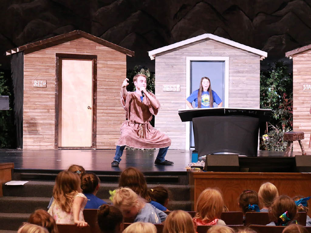 The Naz educational play