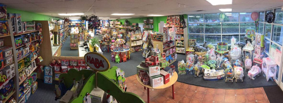 The Toy Box, toys, gifts