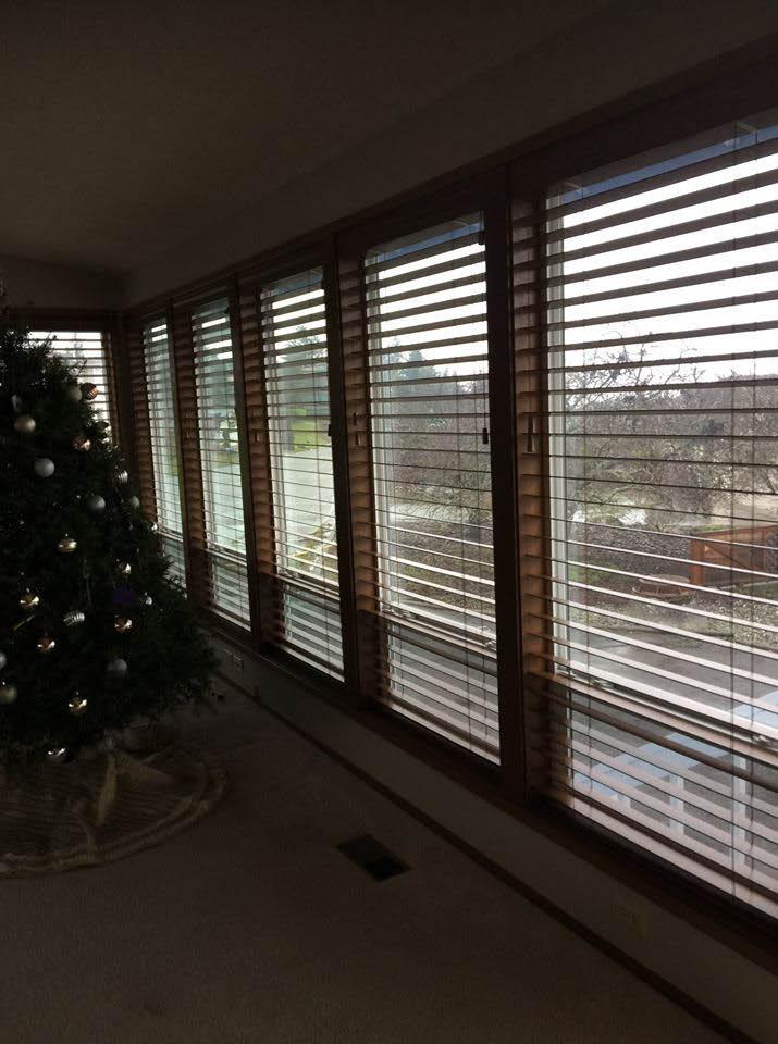 Custom window blinds fromThe Blind Store by McCrorie - Washington