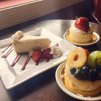 desserts, cakes, pastries, delicious, bakery
