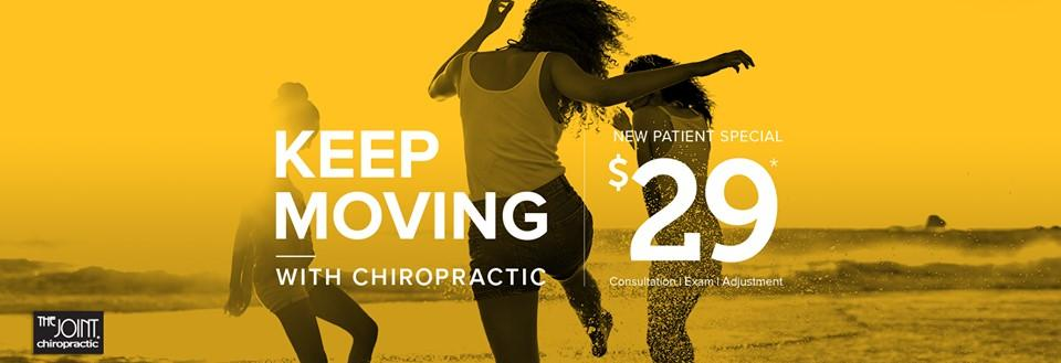 The Joint Chiropractic in Sugar Hill, GA banner