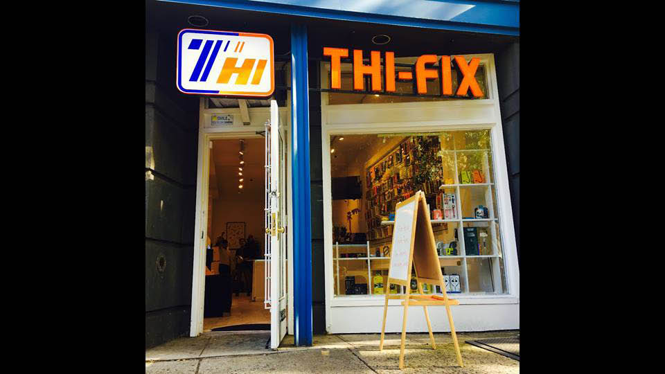 Thi-Fix electronic repair location exterior photo in Brooklyn