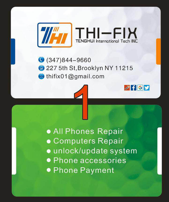 Thi-Fix list of services near Prospect Heights