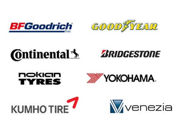Thunder Tire & Service more tire brands