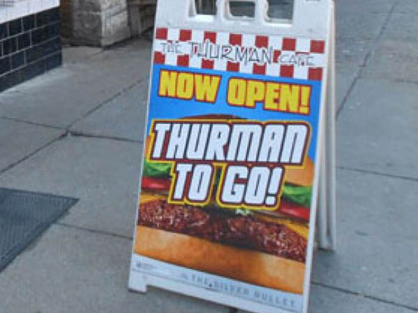 Thurman To Go now open
