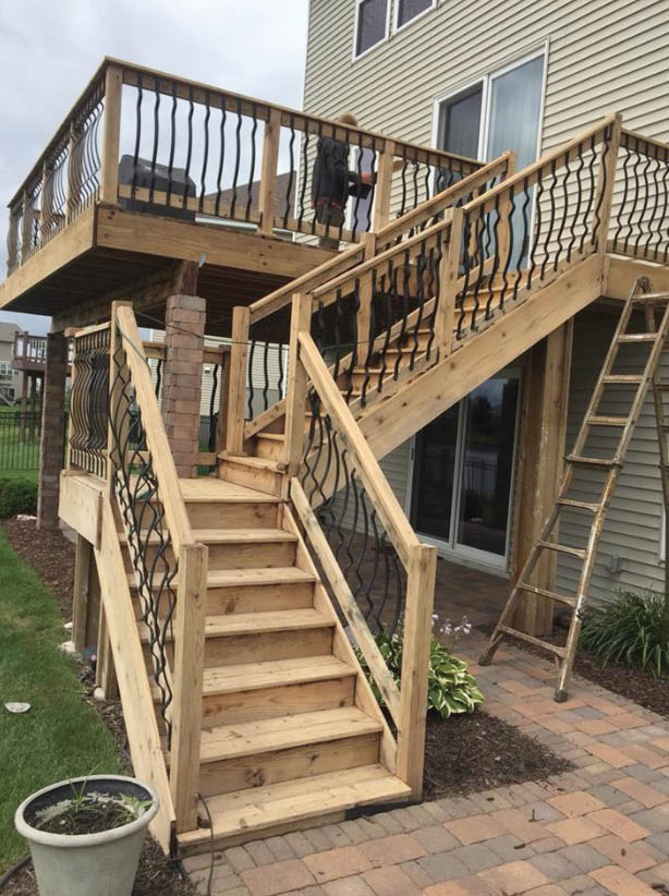 Deck sealing by TimberGuard