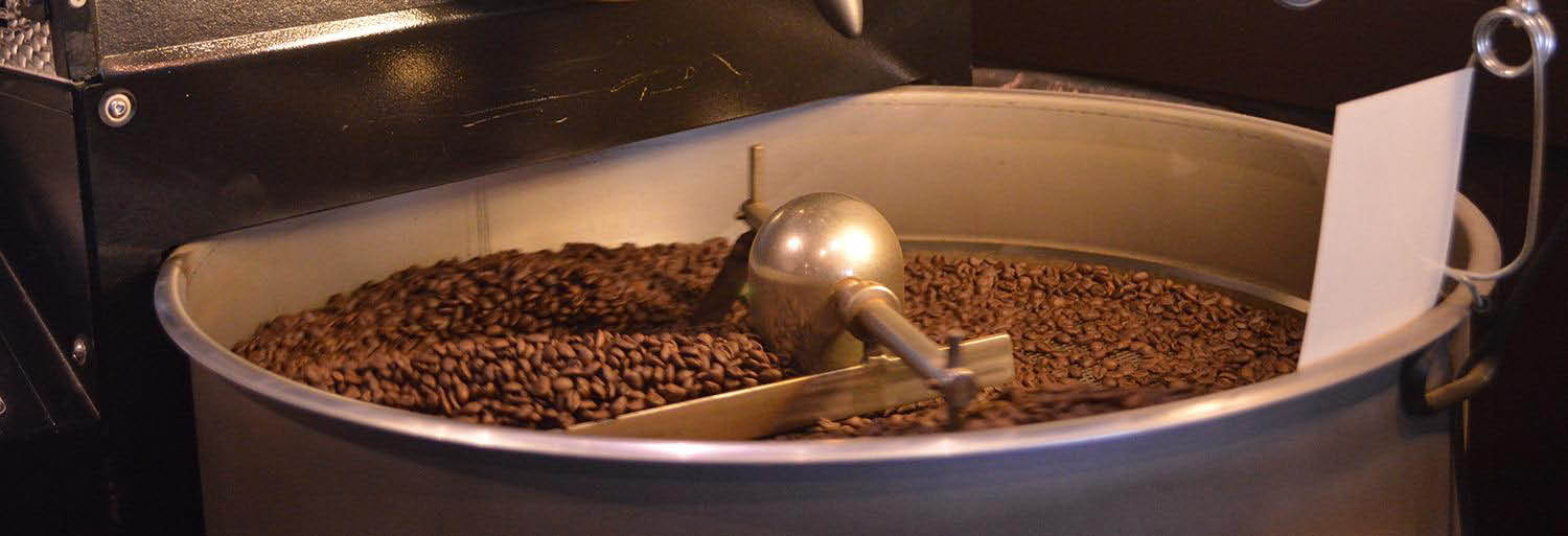 Fresh hand-roasted coffee in small batches - Timeless Coffee banner