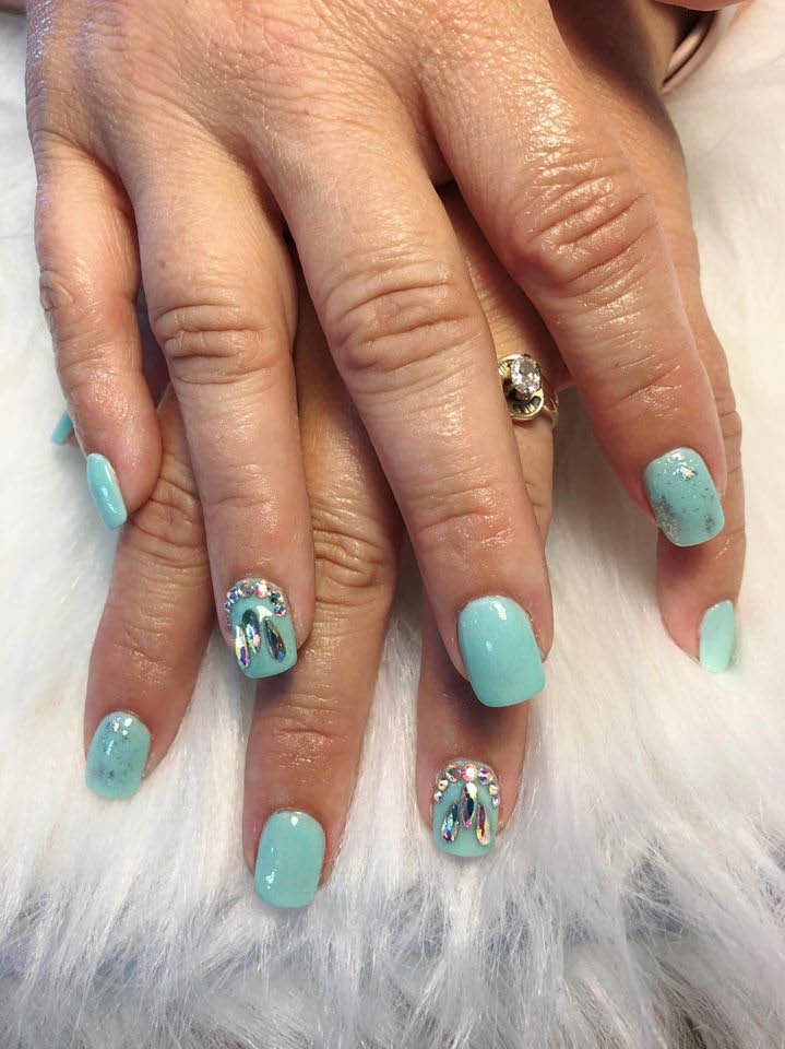 Nail designs by Tips & Toes Nail Salon near Herrold, IA