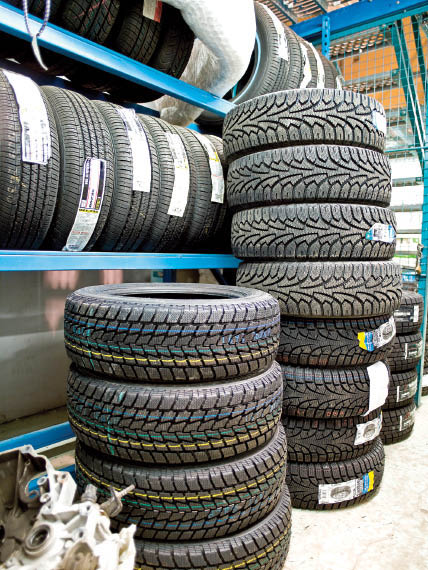 Get the best deals on tires at Dolson Auto & Tire