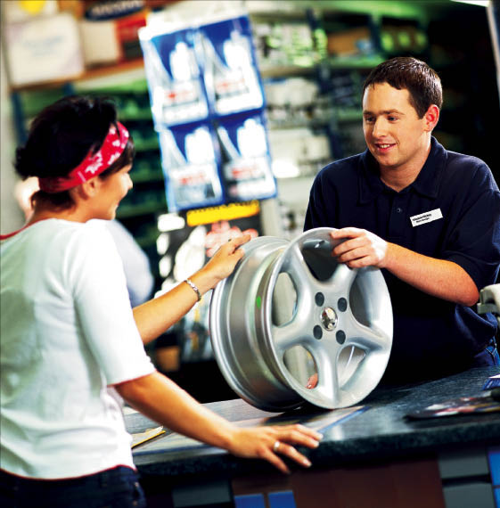 Dolson Auto & Tire provides quality care for all types of tires.