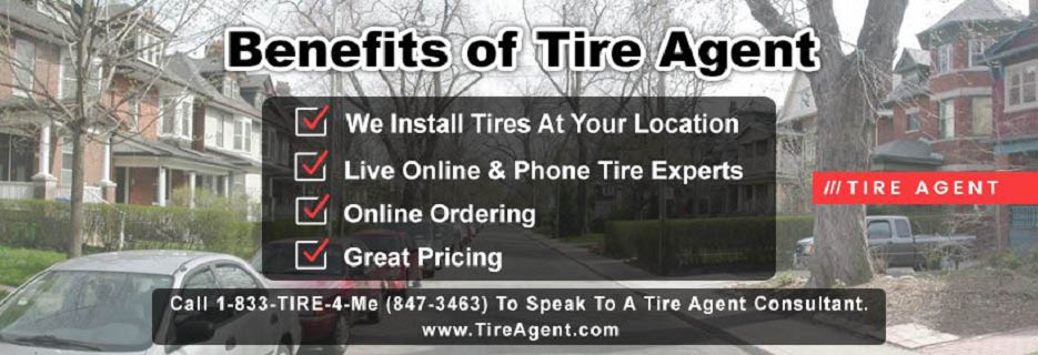 Tire Agent In Brooklyn & Queens, NY banner
