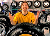 Find discount tires and name brand new tires for sale at Dobbs Tire & Auto Centers