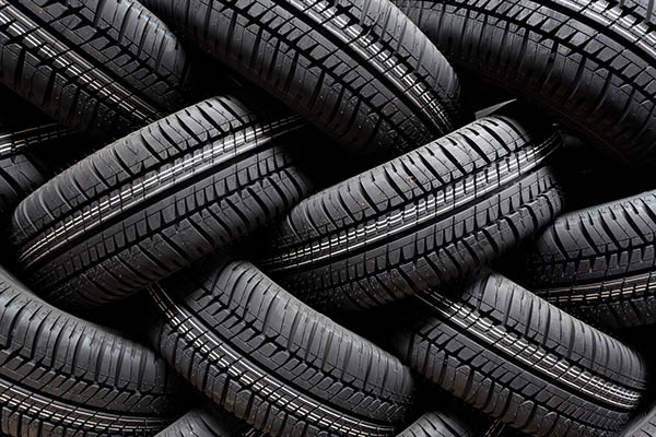 Tire coupons for new tires