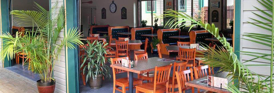 T.J. Rockwell's American Grill & Tavern outdoor seating