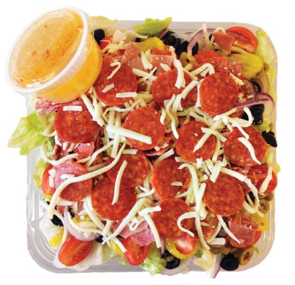 antipasto salad TKs Pizza West Seneca NY