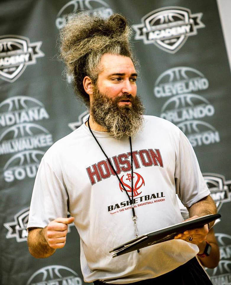 basketball coach; clinic instructor