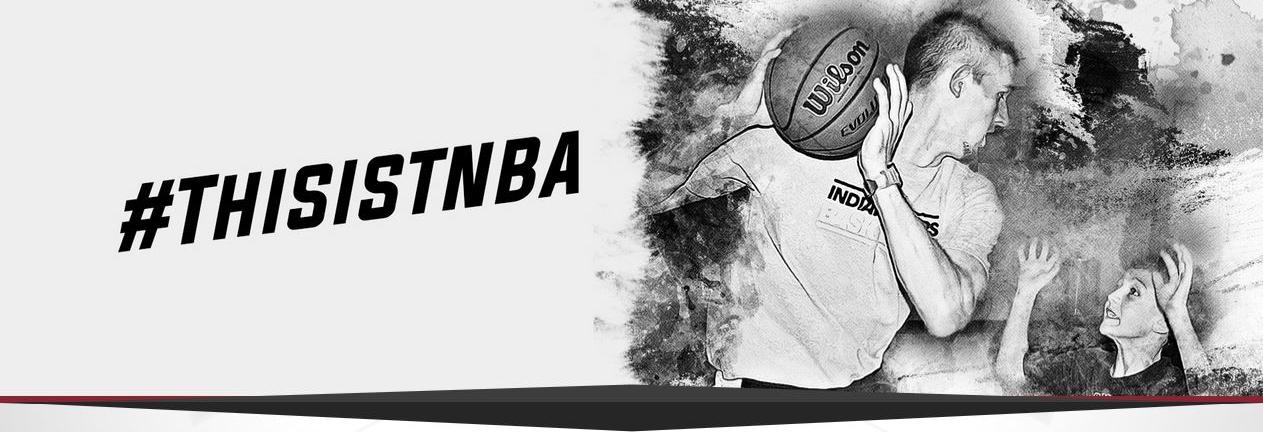 The national Basketball Academy in Eastlake, OH banner; #THISISNBA
