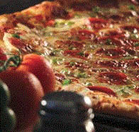 Picture of pizza at Toarminas Farmington Hills