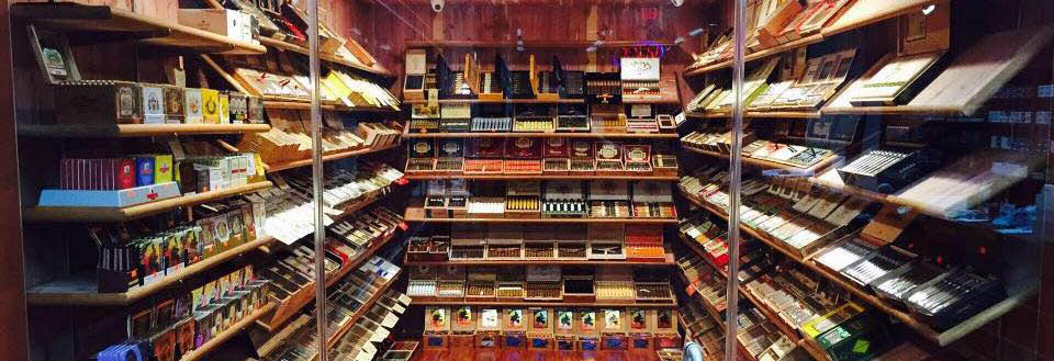 Tobacco, Cigars & More - fully stocked vape store banner