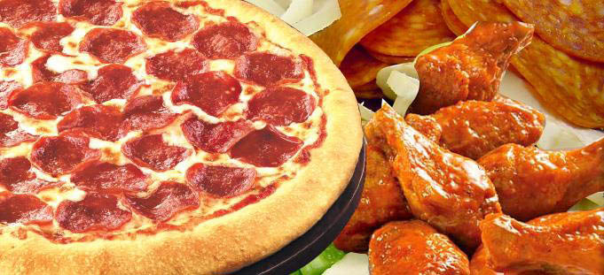 Discounted Pepperoni Pizza Lunch specials in Mount Joy