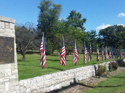 veterans cemetery cremation